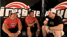 Bryson Martin Jr. & Sr. Interview - Sea Otter 2011