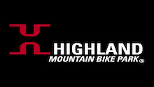 Highland Mountain Bike Park - Pro GRT Course Teaser!