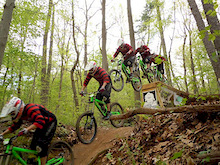 Launch Bike Park opening weekend!