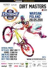 Warsaw Sony VAIO DIRT MASTERS 4 BRO 28.05.2011