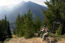 Panorama Bike Park Opening - Be Careful What You Wish For!