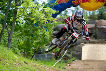 US Open - Aaron Gwin and Jill Kintner win DH!