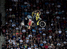 Nitro Circus with Jim DeChamp and Cam McCaul
