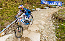 Fort William World Cup 2011 DH Qualifying Gallery