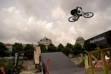 Sam Pilgrim wins the FISE Slopestyle!