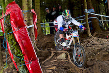 Fort William World Cup 2011 DH - Finals in Photos