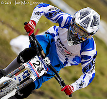 Giant DH Team in Fort William