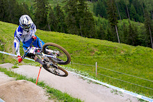 Leogang World Cup 2011 - Day 2 Timed Training