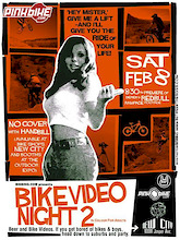 Bike Video Night #2 - Edmonton