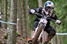 Leogang World Cup 2011 - DH qualifying in photos