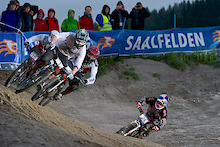 Leogang World Cup 2011 - Graves and Labounkova win 4X!