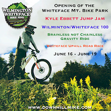 Wilmington/Whiteface Bike Fest June 16- June 19