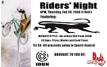 Idun Charity Night at Red's in Edmonton - Feb 20