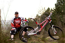 Steve Peat's International Build a Jump Week