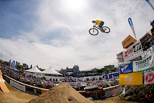 Dirt Jumps on a Barge - Jump Ship Final Day