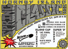 Hornby Island - XC & Super D this weekend