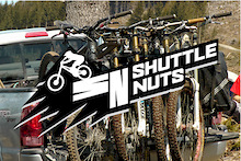 Coming soon: Shuttle Nuts bike rack