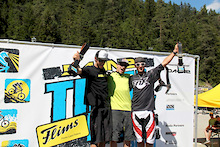 9th Dakine Trailfox at Flims Switzerland