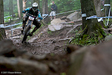 Mont Sainte Anne World Cup - Day 1 Practice Photos
