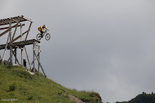 Chatel Mountain Style 2011 - Practice Day