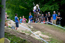 Mont Saint Anne World Cup 2011 - Aaron Gwin wins DH!