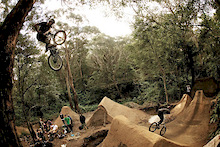 Unit: Josh Stead BMX Trails Session