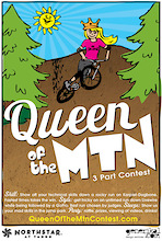 .:SHINE:. Queen of the MTN:: Ladies Freeride Contest