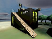 Monster Energy Slopestyle @ Bikefestival Basel, Switzerland