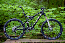 Specialized Stumpjumper Carbon EVO 2012 - First Look