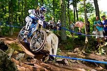 Windham World Cup 2011 - Rachel Atherton wins it!