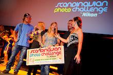 Camilla Stoddart wins the Scandinavian Photo Challenge by Nikon