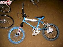 Indoor Biking/Racing in Abbotsford - Wednesday Evenings - 4 Cross Racing