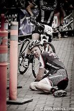 Kokanee Crankworx 2011 - Fat Tire Criterium in photos