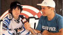 Danny Hart Interview - Kokanee Crankworx 2011