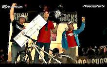 Crankworx 2011 - Kintner and Ropelato win Pumptrack!