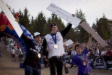Semenuk wins Red Bull Joyride 2011