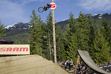 Anthony Messere 3rd Place Run at Red Bull Joyride