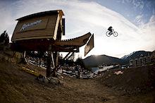 Crank me up - Margus Riga's Red Bull Joyride slopestyle salute