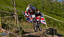 Halo/British Cycling National DH Championships 2011