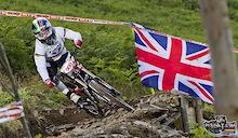 Video - British National Downhill Champs Llangollen 2011