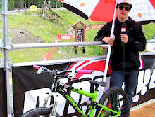 Mike Montgomery Bike Check - Video