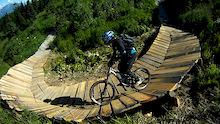 Kicking Horse Bike Park - Trail Crew Update #4 - 2011