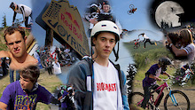 Kokanee Crankworx Slopestyle 2011 - Red Bull Joyride Video