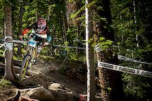 Crankworx Colorado 2011 - Pascal and Harmony win DH!
