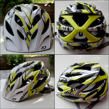 2011 Giro XAR Helmet - Tested