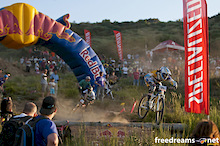 DH & 4X Spanish National Championship 2011