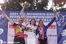 Vouilloz and Chausson Win Worlds