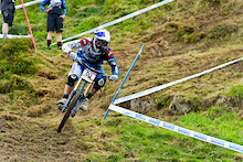 Gee Atherton La Bresse Course Run