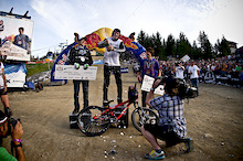 Brandon Semenuk at Crankworx - Four Long Years