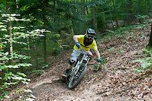 Me shredding local trails
